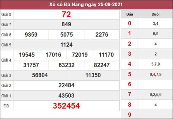 Phân tích XSDNG 29/9/2021 nổ loto số đẹp Đà Nẵng