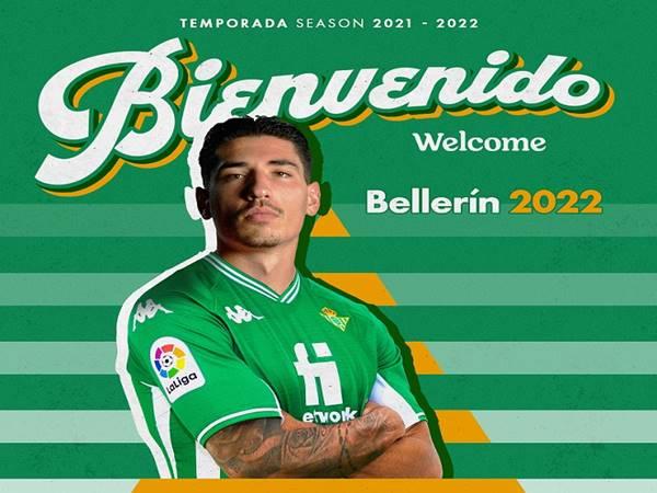 Tin chuyển nhượng 1/9: Real Betis chiêu mộ thành công Hector Bellerin
