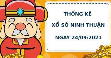 Thống kê soi cầu xổ số Ninh Thuận 24/9/2021 chính xác hôm nay
