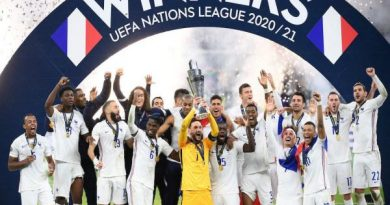 Điểm tin trưa 11/10: ĐT Pháp chính thức vô địch UEFA Nations League
