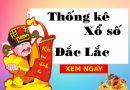 Thống kê xổ số Đắk Lắk 12/10/2021 thứ 3 chi tiết nhất