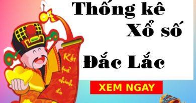 Thống kê xổ số Đắk Lắk 12/10/2021
