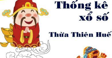 Thống kê xổ số Thừa Thiên Huế 18/10/2021