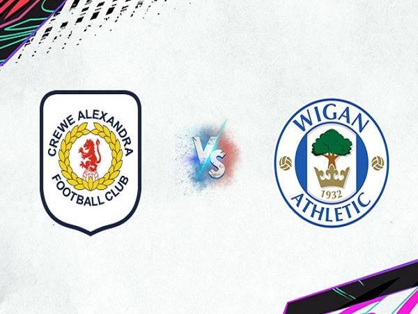 Tip kèo Crewe Alexandra vs Wigan – 01h00 06/10, League Trophy Anh
