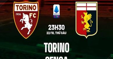 Soi kèo Châu Á Torino vs Genoa, 23h30 ngày 22/10 VĐQG Ý